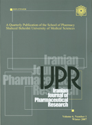 Iranian Journal of Pharmaceutical Research